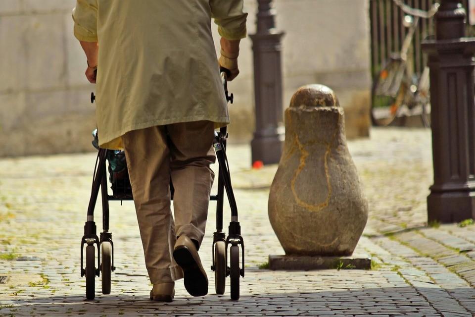 Elderly And Senior Mobility Problems