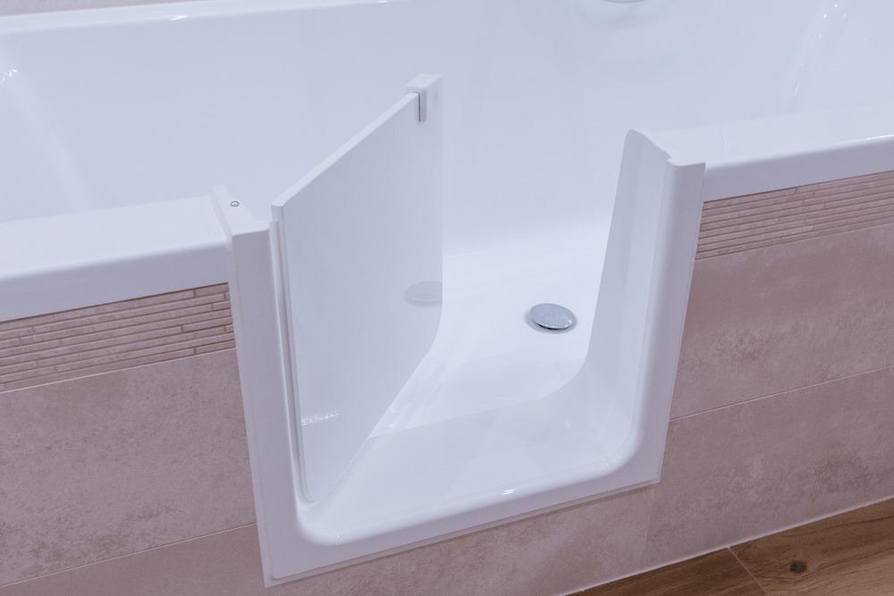 UDOOR Bathtub Door – Paying By Instalments 3 X £430